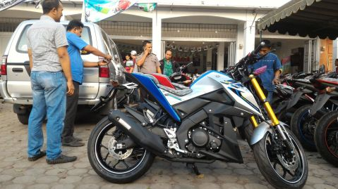 Xabre di Alfa Scorpii Main Dealer Yamaha di Aceh